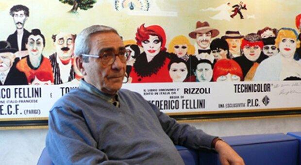 Morto Peppino Rotunno, il leggendario direttore della fotografia di Visconti e Fellini