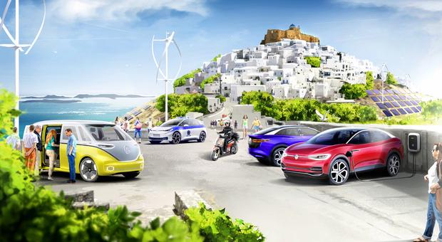 Smart city, le città del futuro in un'isola greca e in Giappone. Da Volkswagen a Toyota, ecco i progetti