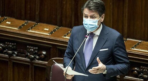 Decreto Ristori, Conte: contributi entro il 15 novembre