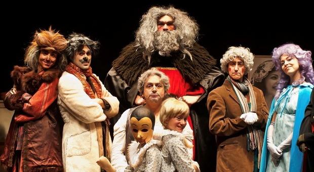 Al Teatro Manzoni il 12 e il 13 gennaio le avventure del burattino Pinocchio