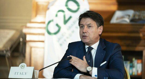 La guida del G20 affidata all Italia nell anno cerniera