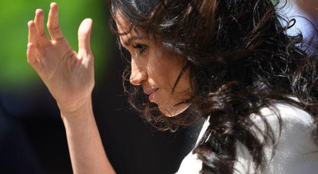 Meghan Markle ha fatto anche la valletta sexy in televisione: spuntano le foto