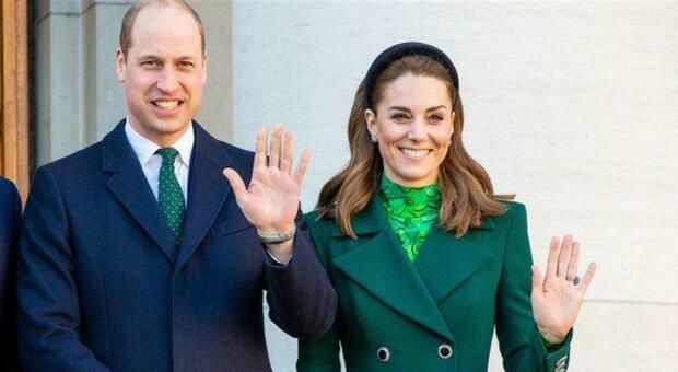 Il principe William incoronato da google «uomo calvo più sexy al mondo»: battuti Mike Tyson e Jason Statham