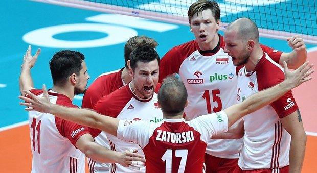 Volley, sfuma il sogno: Italia fuori dal Mondiale, passa la Polonia