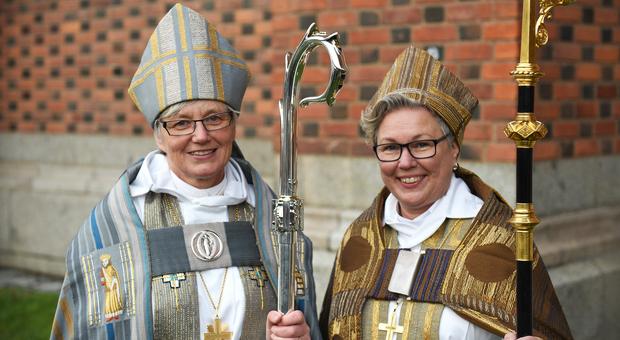 Due sacerdotesse svedesi