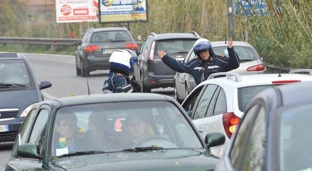 Roma, stop alle auto diesel Euro 3 da novembre: anello ferroviario off limits