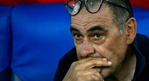 Lazio, inizia l'era Sarri. Lotito: «Allenatore in linea con le ambizioni societarie»