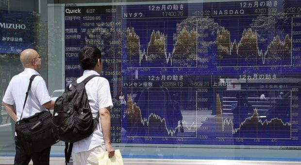 Brexit, Borse di nuovo giù: Wall Street in calo, Piazza Affari perde quasi il 4%