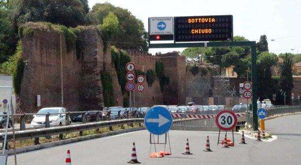 Roma Da Domani Fino Al 3 Dicembre Chiusi Per Manutenzione Corso D Italia E Sottovia Guidi