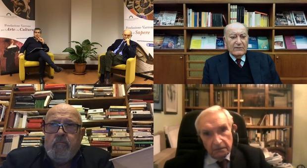Dalla rabbia all'impegno: la lezione di Cardini, De Rita e Guzzetti dal forum della Fondazione Varrone