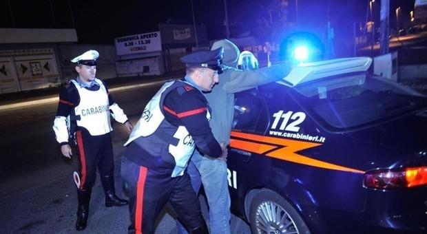 Pietralata, organizzano una cena ma scoppia la rissa: arrivano i carabinieri (e li denunciano)