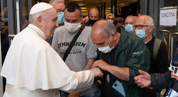 Endorsement di Papa Francesco al film che parla di leggi (civili) per le coppie gay