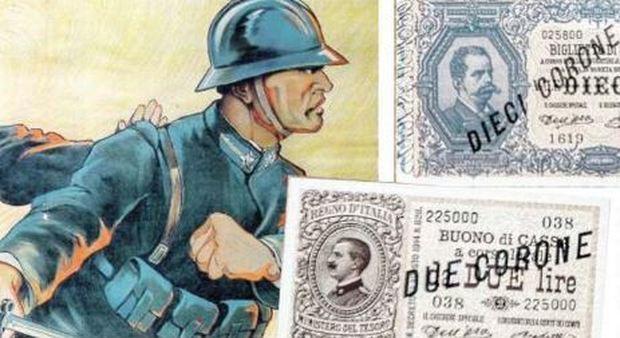 Ecco le banconote che potevano cambiare l'entrata dell'Italia in guerra nel 1915: scoperti 4 esemplari sconosciuti