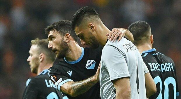 Strakosha, i tifosi laziali non perdonano la papera contro il Galatasaray: pioggia di insulti sul profilo Instagram