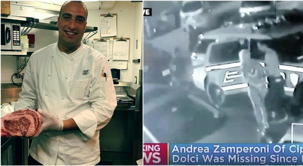 Chef di Cipriani morto a New York, quattro giorni di buio prima di trovare il corpo di Andrea Zamperoni