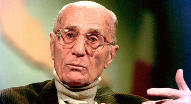 Indro Montanelli, l'intervista immaginaria: «Che noia l'Aldilà ...