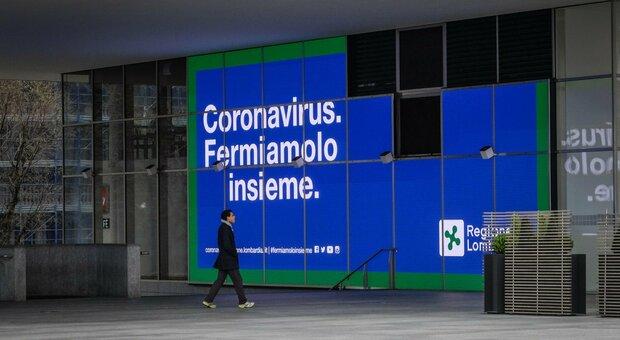 Covid, in Lombardia 7.558 casi: è il dato più alto di sempre