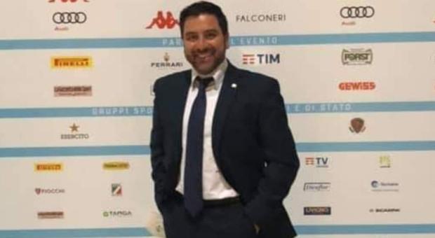 Il presidente del comitato regionale Angelo Ciminelli
