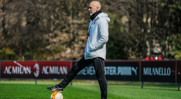 Milan, Pioli sfida lo United: «Ci siamo preparati per fare una grande partita»