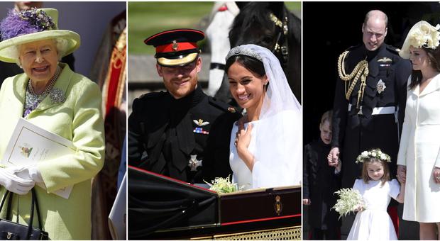 La favola reale di Harry e Meghan, sono marito e moglie. Lui le sussurra: «Sei meravigliosa»