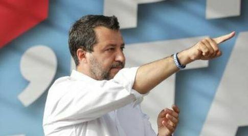 """Ddl Zan, Salvini: """"La palla sta nel campo del Pd. Lega pronta a discutere il provvedimento"""""""