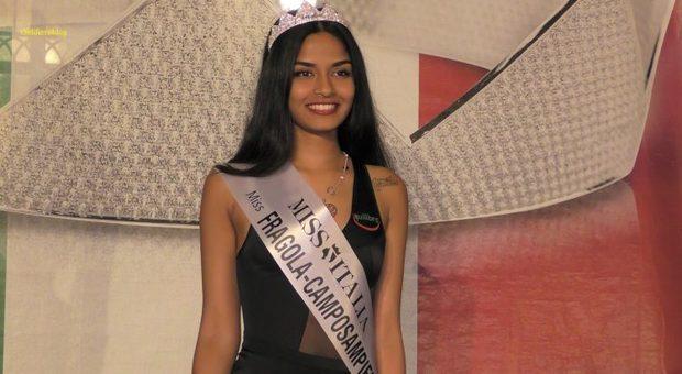 Miss Italia, una finalista vittima degli haters per il colore della pelle