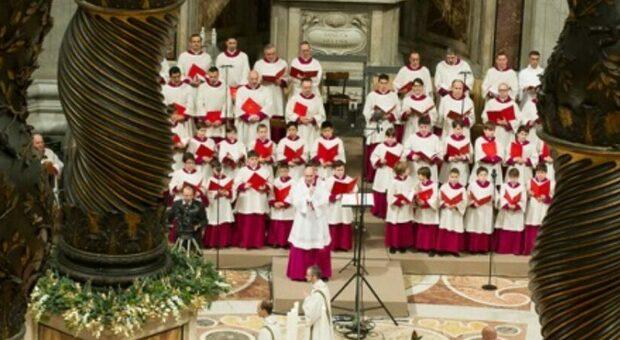 Vaticano, il maestro rimosso dal coro delle voci bianche della Sistina, Massimo Palombella, riassunto dalla Diocesi di Milano