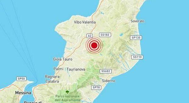 Terremoto in Calabria di 3.6 (e replica di 2.5): paura a Vibo, Palmi, Soverato e Reggio