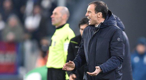Juventus, Allegri: «Qualche dormita all