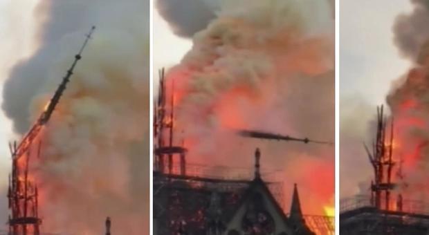 Notre-Dame, Canadair inutilizzabili: il getto avrebbe distrutto le vetrate