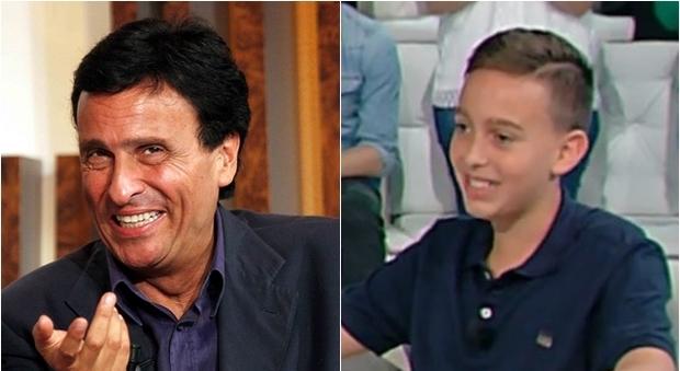 Gabriele, il figlio di Gigi Sabani in tv nel giorno del suo compleanno