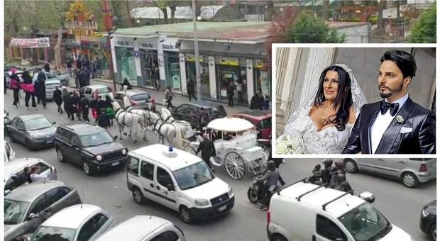 Tony Colombo, star neomelodica, sposa la vedova del boss: Napoli ...