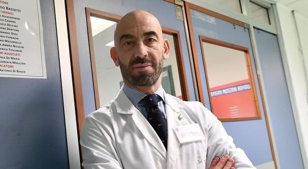 Covid, l'infettivologo Bassetti ospite a Domenica In: «A fine marzo vedremo la luce»