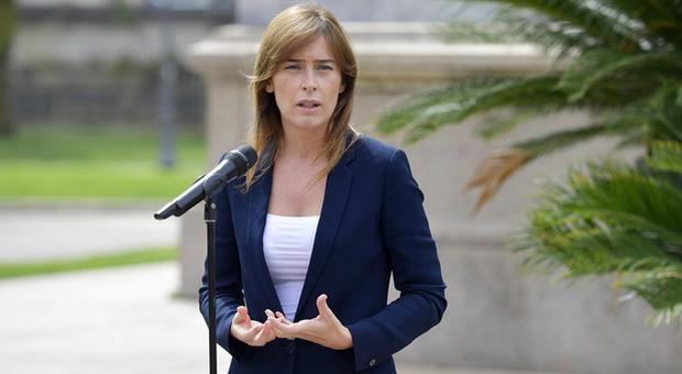 Maria Elena Boschi: «Il ddl Zan così non passa. Se il Pd non apre lo farà fallire» `