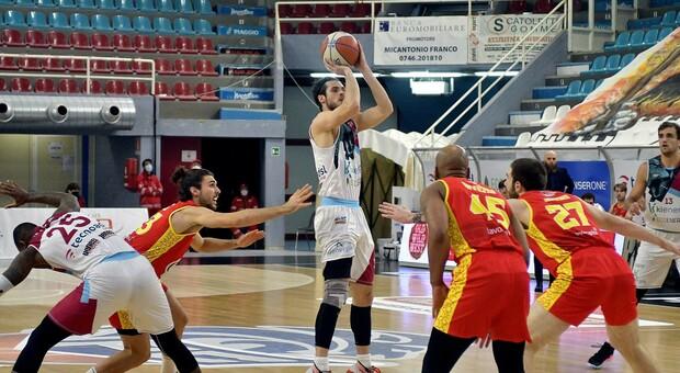 Francesco Stefanelli al tiro