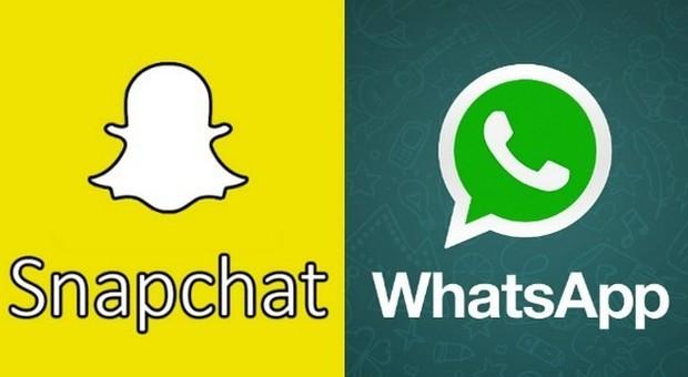 Whatsapp come Snapchat: in arrivo i messaggi che scompaiono