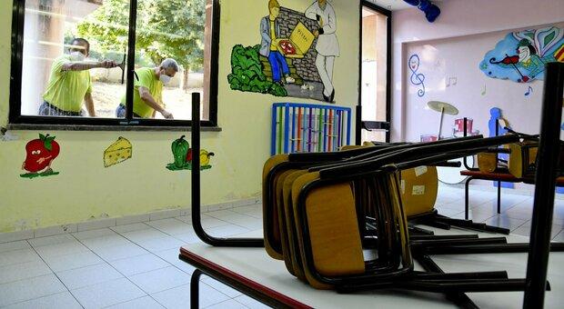 Scuola, già cento classi sono in Dad per via dei contagi tra gli studenti