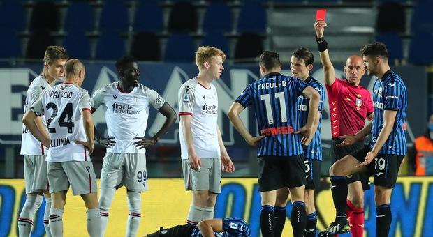 Mihajlovic attacca Fabbri: «Non avevamo fatto i conti con l'arbitro»
