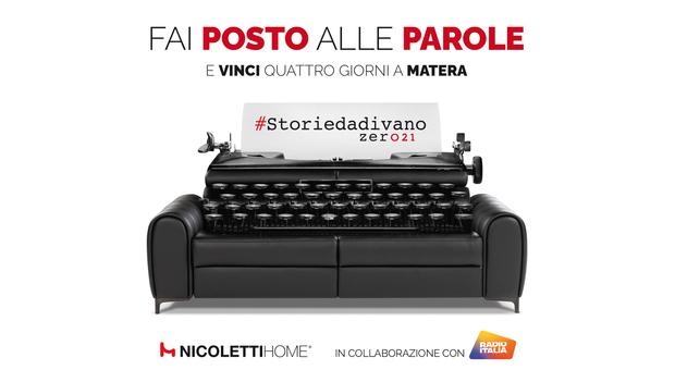 #Storiedadivano, su Radio Italia parte la gara di scrittura