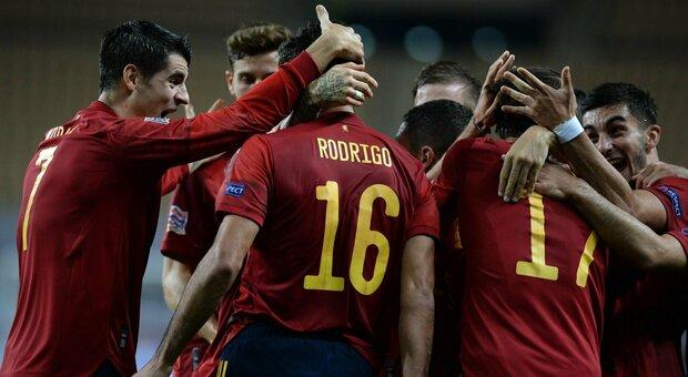 Spagna travolgente, Germania sommersa da 6 gol. Vincono anche Francia e Portogallo