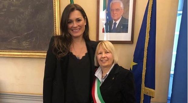 Alena Seredova italiana: «Oggi ho giurato fedeltà alla Repubblica, qui ho trovato l'amore»