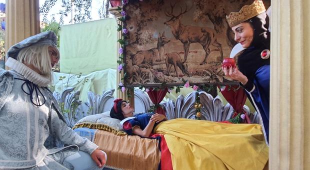 Al Castello di Lunghezza arriva il Gran Gala delle Principesse