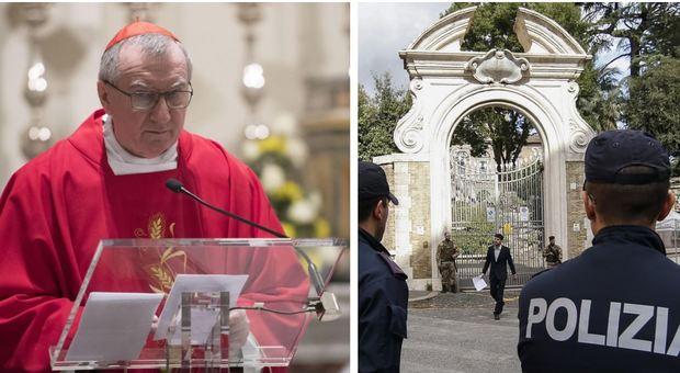 Ossa trovate in Nunziatura, Parolin: