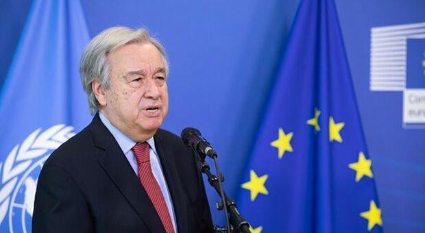 "Covid, Guterres (ONU): ""Pensare a un'imposta globale di solidarietà"""