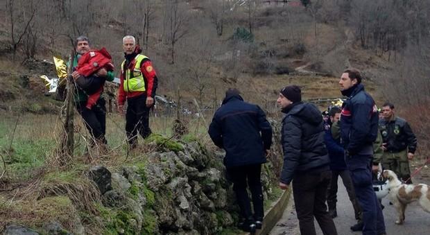 Roma, recuperati dal soccorso alpino otto ragazzi dispersi sui monti Lucretili