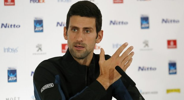 Tennis, Atp Finals: tutto facile per Djokovic