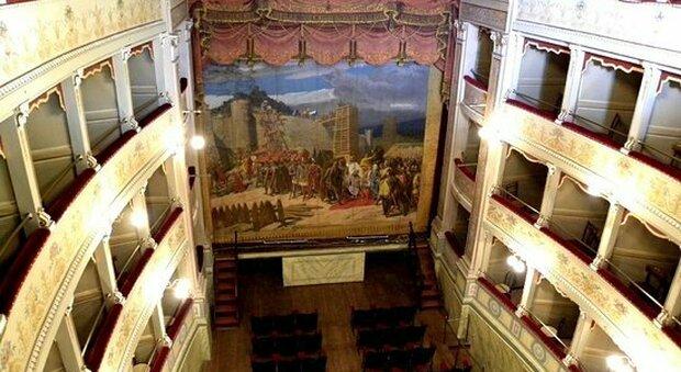 Amelia, il Teatro Sociale riapre i battenti. Affidata la gestione temporanea alla Società Teatrale. Il presidente Romagnoli: «Pronti ad alzare il sipario di Ameria Festival».