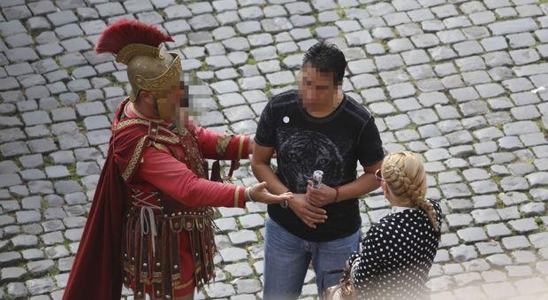 Roma, scade il divieto per i centurioni in centro storico: è allarme nuova invasione