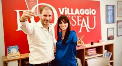 M5S, Sabatini: «Tradimenti e colpi bassi, io e Davide Casaleggio aspettiamo due gemelli»