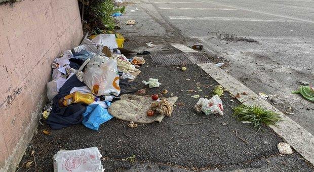 Roma, clochard romeno arrestato: è accusato di aver ucciso la compagna in un parco